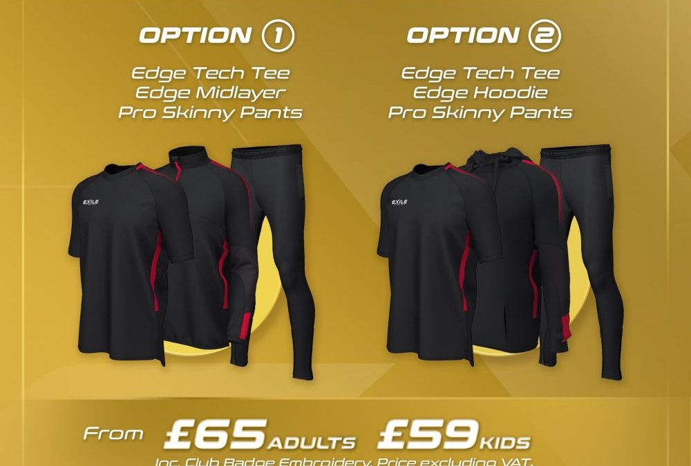 Check out our Bundle Deals - Exile Sportswear